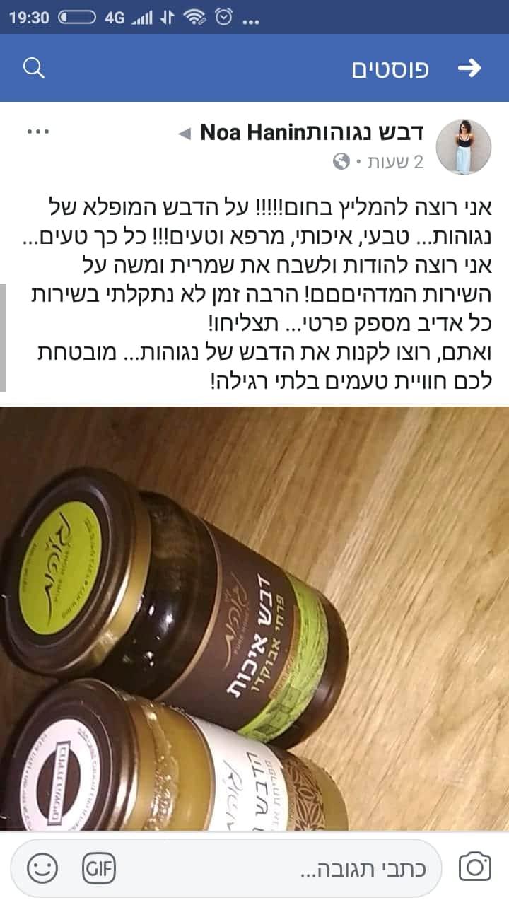 עדות לקוח דבש כללי 15